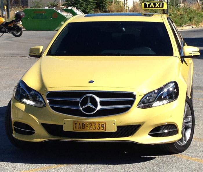 Mercedes Benz Service D: Vip Transportation Athina
